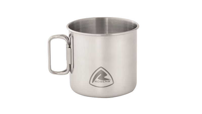 Robens Pike Steel Mug