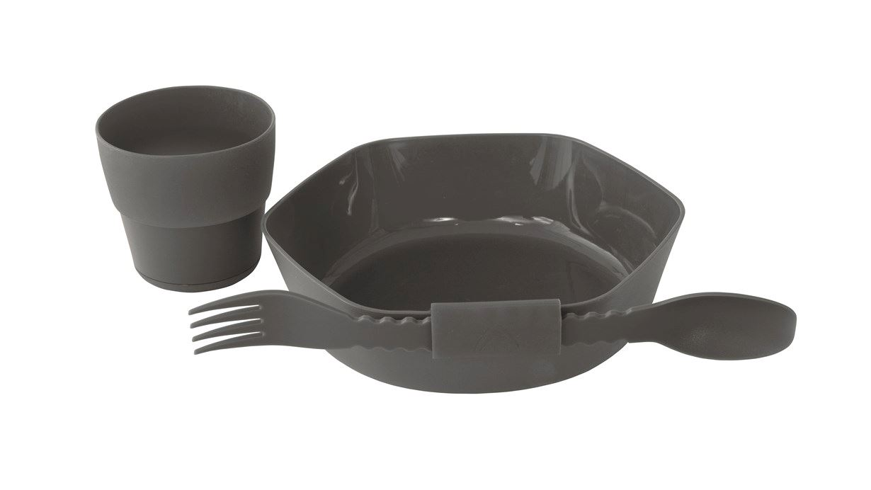 Robens Leaf Meal Kit Anthracite