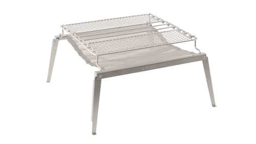 Timber Mesh Grill L